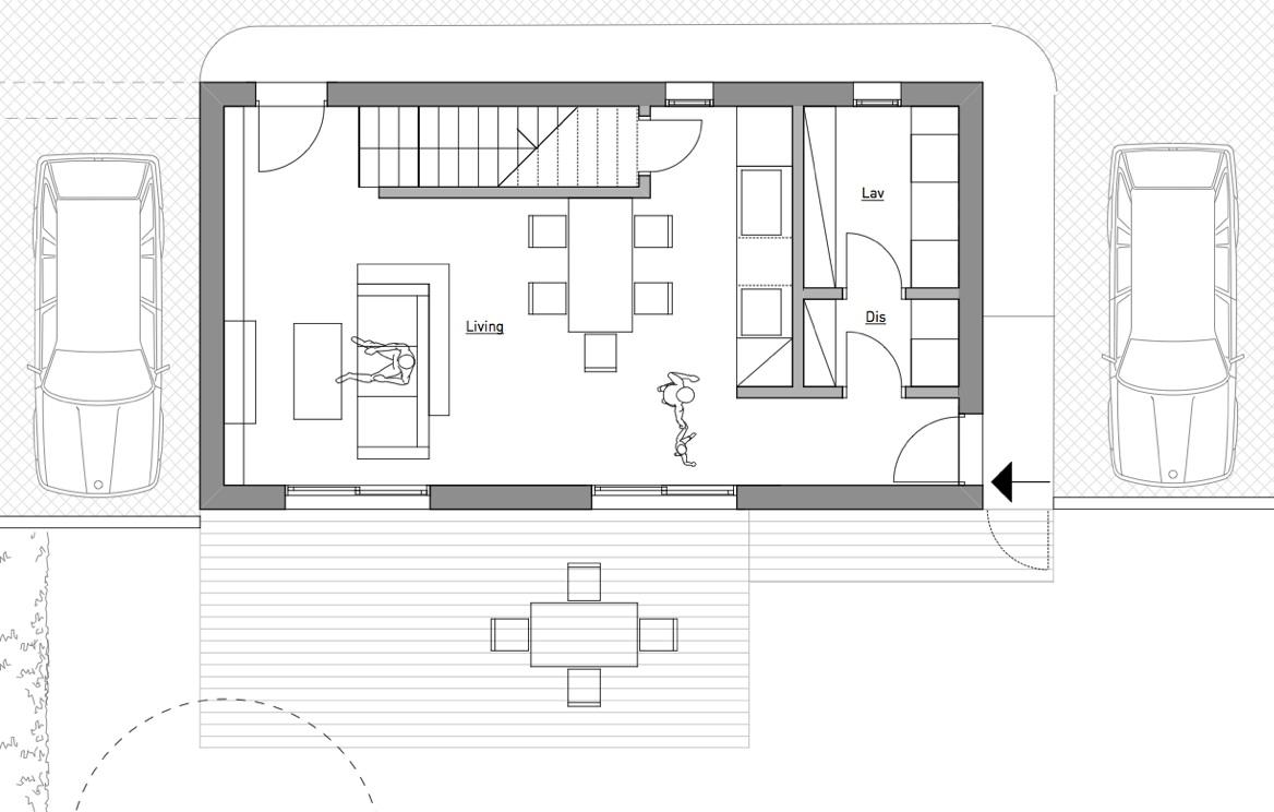 Casa ecologica mestre casa bioedilizia mestre venezia - Finestre in pianta ...